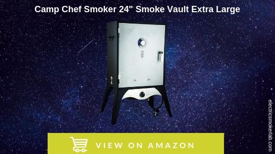 Camp Chef Smoker 24Smoke Vault Extra Large (SMV24)