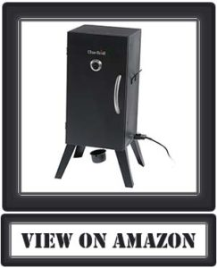 Top Char-Broil Vertical Electric Smoker