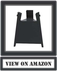 Best Smoke Hollow 280VTS Vector Series Tabletop Gas Grill Stand, Black