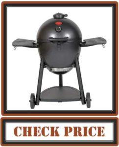 Char-Griller E16620 Akorn Kamado Kooker Charcoal Barbecue Grill and Smoker