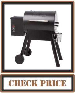 Traeger 10526 Bronson 20 Pellet Grill