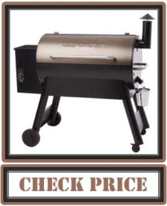 Traeger Grills TFB88PZBO Pro Series 34 Pellet Grill and Smoker 884 Sq In