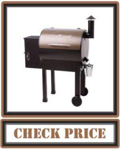 Traeger TFB42LZBC Grills Lil Tex Elite 22 Wood Pellet Grill and Smoker